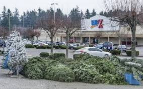 Christmas Trees Kmart by Tacoma U0027s Sixth Avenue Kmart Is Another Sad Retail Chapter For