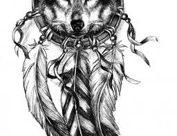 Best 25 Wolf Dreamcatcher Ideas On Pinterest
