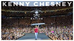 Kenny Chesney Old Blue Chair Live by Kenny Chesney New Album Live In No Shoes Nation Debuts Oct 27