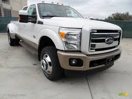100 King Ranch Trucks For Sale D F 350 Dually White Platinum Used 4x4 For