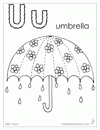 Letters Fun Coloring Pages