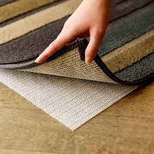 Best Rug Pads For Hardwood Floors by Decoration 8 X 12 Rug Pad Non Slip Underlay For Rugs On Tiles