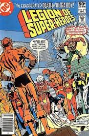 DC Comicss Legion Of Super Heroes Issue 274