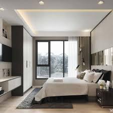 Interior Design Bedroom Modern Endearing Inspiration Neutral