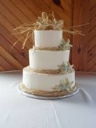 Rustic Beach Is What This Cake ALL About Atlantic Company Worked Their