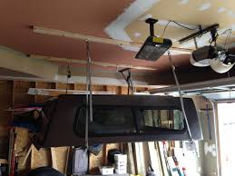 DIY Truck Cap Lift. Stage 1. | Garage Storage | Pinterest | Trucks ... Brand Archives Page 396 Of 410 The Fast Lane Truck Fill Er Up 60 Tops Off The Tank Pating My Camper Shell Youtube Cap Camper Shell Topper With Thule Podium Base Roof Rack On 7 Used Military Vehicles You Can Buy Drive Commercial Alinum Caps Are Caps Truck Toppers Leer Shells Toppers For Sale In San Antonio Tx Chevrolet Colorado Century Rhinorack Pioneer Build An Ultra Comfortable Bed Your A Fiberglass Canopy Rhino Silverado Gets New Look 2019 And Lots Steel