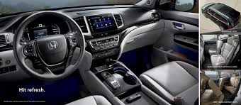 Used Honda Pilot With Captain Chairs by 2016 Honda Pilot Packed With Amenities At Honda Of Lincoln