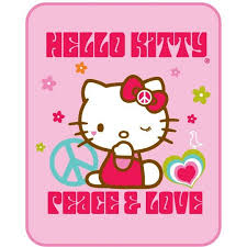 Hello Kitty Bed Set Twin by Hello Kitty Bedding