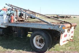 Gin Pole Truck Bed | Item H1565 | SOLD! April 30 Constructio... Gin Pole Truck F250 67 Pinterest Intertional 4300 In San Angelo Tx For Sale Used Trucks On Aframe Boom For Vehicle Scavenge Huge Things 6 Steps With Pictures West Kansas Picking Trip March 2016 Midwest Military Hobby W Equipment Bucket Derrick Digger Trailers Pole Zyt China Petroleum Energy Products 2005 Mack Cv713 Granite Ta Truck Freeway Sales How To Build A Gin Block The British Cstruction Forum 2007 Western Star 4900 Twin Steer For Sale 11086 Kenworth Model T800 Tandem Axle On Auction Now At Southwest Rigging