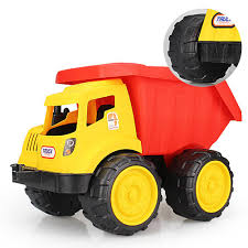 100 Kids Dump Trucks Simulation Engineering Truck Carrier Loader Play House