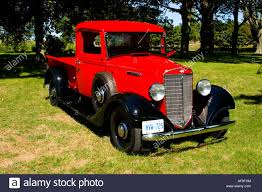 1936 International C 1 Pickup Truck Stock Photo: 13878907 - Alamy