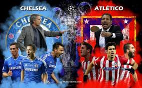 ucl bureau chelsea fc vs atletico de madrid ucl bureau background le sport