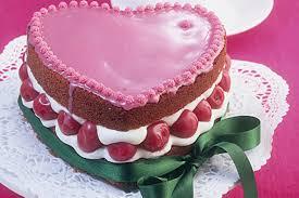 schokoladenkuchen mit kirsch joghurt füllung rezept