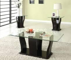 Glass Living Room Table Walmart by Coffee Tables Glass Coffee Table Sets Metal And Glass Coffee