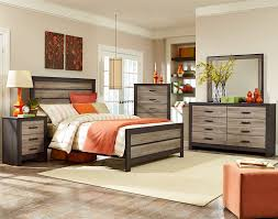 Fremont Bedroom Collection All American Furniture Buy 4 Less