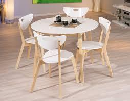 table cuisine pas cher table ronde cuisine cozy stratifie extensible laser robinsuites co