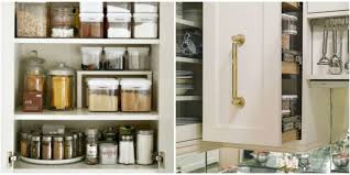 How to Organize Kitchen Cabinets Storage Tips & Ideas for Cabinets