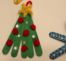 Pipe Creek Christmas Tree Farm by Popsicle Stick Ornaments