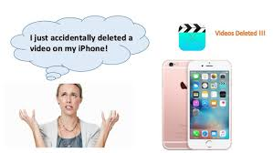 How to Recover Deleted Videos from iPhone iPhone 8 Included