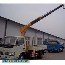 100 Truck Mounted Boom Lift China Hottest And Cheapest LHD Rhd Cab 232tons