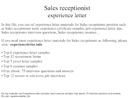 Resume For Receptionist Job Duties Sample Example Legal Medical