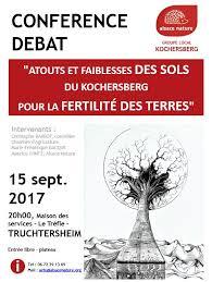 chambre agriculture alsace conférence débat fertilité des sols du kochersberg 15 sept 2017