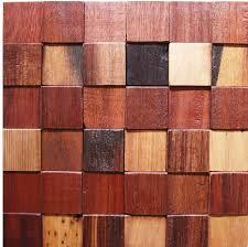 wood mosaic tile nwmt036 3d kitchen backsplash tile wood