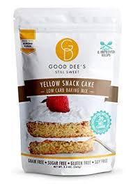 s cookie mix gelb snack kuchen mix low carb glutenfrei ohne getreide 2g net carb