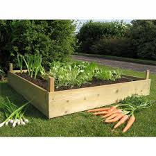 How To Make Your Own Raised Garden Out Of Pallets