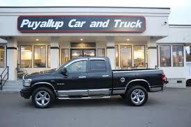 100 Dodge Ram Pickup Truck Used 2008 1500 Laramie In Puyallup WA Puyallup