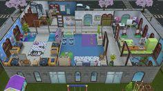 Sims Freeplay Second Floor Stairs by House 2 2nd Floor Office And Main Bedroom Accessing Music