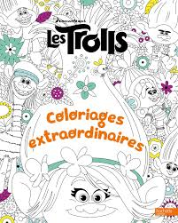 Top 15 Trolls Coloring Pages