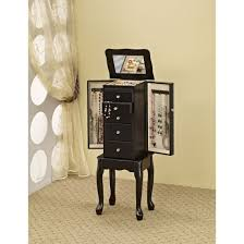 900139 Black Traditional Jewelry Armoire Belham Living Swivel Cheval Mirror Jewelry Armoire Hayneedle Armoire Jewelry Cabinet Abolishrmcom Powell Lightly Distressed Deep Cherry Armoires And Chests Organizeit Coaster 900146 White Traditional Fniture Style Wood Wall Mounted Wooden Full Length Storage Walmartcom Harper Espresso Heritage Oak Drawers Florentine Collection Fascating Free Standing