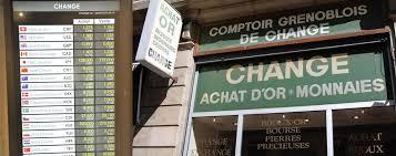 bureau de change moins cher change bureaux comptoir grenoblois de change à grenoble
