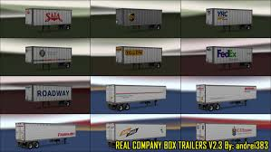Real Company Box Trailers V 2.3 | American Truck Simulator Mods Enforcing Roadway Safety With A Ndshake And Smile Yrc Freight Tries Pay Raises For Some Teamsters Jobs But Not In Yrc Worldwide Ar_2005 Truck Trailer Transport Express Logistic Diesel Mack New Logo Roadway Pinterest Logos Semi Trucks Anatomy Of Turnaround Worldwide Harvey1jpg An Ho Scale Model Trucking Company Ford C Ca Flickr To Operate Lng Southern California Maritime