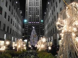 Christmas Tree Rockefeller Center 2016 by New York City Is Winter Wonderland Of Spirited Delights U2013 Going