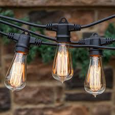Rustic Landscape Light Bulbs