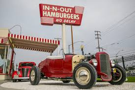 100 In N Out Burger Truck Teams With Hot Rod For 70th Anniversary Celebration Ov