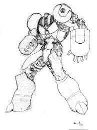 Hulkbuster Iron Man By TGping