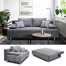 lit avec canapé canapé convertible canapé 3 places canapé lit avec coffre rangement