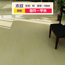 Pvc Floor Leather Thick Waterproof Wear Resistant Plastic Wood Bedroom Carpet Sticker