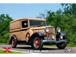 1934 Ford Panel Truck For Sale | ClassicCars.com | CC-1095135