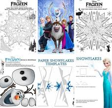 Frozen Coloring Pages And Printables