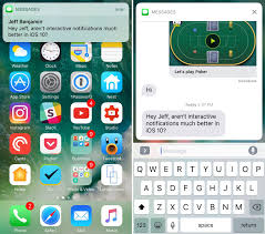 iOS 10 How to use stickers iMessages apps Digital Touch rich