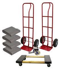 Buffalo Tools Buffalo Tool 600 Lb. Capacity Hand Truck/Furniture ...