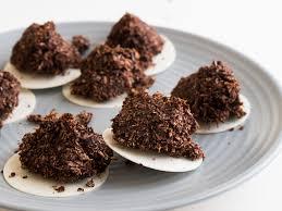 kakao kokos makronen