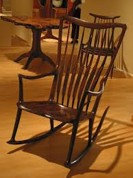 Sam Maloof Rocking Chair Retrospective Exhibition At The M ...