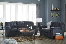 Claremore Sofa And Loveseat by Dailey Midnight Sofa U0026 Loveseat 95402 38 35 Living Room