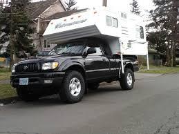 100 Ultralight Truck Campers Tacoma 44 Camper Slide In Truck Campers Pickup Camper
