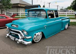 1955 GMC Extra Cab | Dually Trucks | Pinterest | Slammed, Classic ... 01963 Chevy Panel Truck Slammed On The Ground And Rocking A Can We Get Regular Cab Thread Going Stock Lifted Lowered Delmos Does It Again With A Slammed 1965 C10 At Sema 2015 Custom Trucks Wallpaper Awesome Post Your Chevygmc Customized Lowered 22s Performancetrucksnet Forums Texas Terror 2007 Silverado Truck Truckin Magazine Torn Between Lowering Lifting Page 3 2014 2016 Chevy Tahoe01 Trailblazer Of The Laidout Hand Picked Top Slamd From Mag